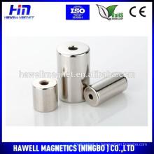 Неодимовый кольцевой магнит, постоянный тип, дешевый N35, N38, N42, N45, N48, N52 класс
