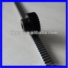 Hochpräzise Standard Stahlregal und Getriebe für CNC-Maschine