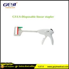 Grampeadores lineares descartáveis cirúrgicos com certificado CE ISO