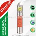 sistema de energía solar home CHIMP bomba de tornillo sumergible de alta presión