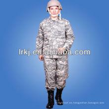 Ropa de uniforme militar vendedora caliente de la ACU