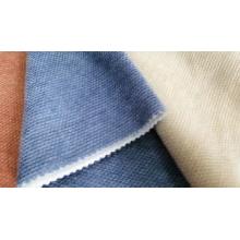 tissu polaire super doux en polyester jacquard lié par bulles