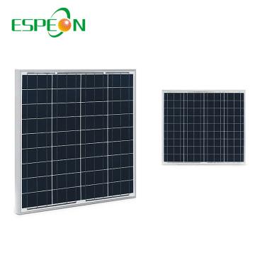 Espeon Niedriger Preis 18V 30W Hohe Effizienz monokristalline Solarzelle