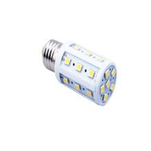Lámpara de la luz del bulbo del maíz de Dimmable E27 E14 B22 24PCS 5050 SMD LED