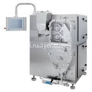 Phân bón Double Dry Roll Press Pelletizer Máy móc