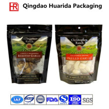 Dried Fruit Bag, Plastic Frozen Food Packaging Bag with Window