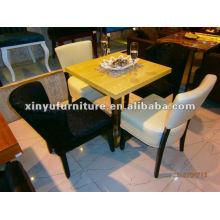 Cadeiras de restaurante e mesa de bar XDW1009