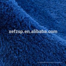 almohadilla de alfombra de poliéster de microfibra de espesor grueso personalizado