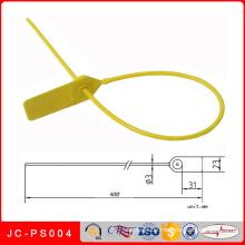 Jc-PS004 Plastikbank-Sicherheitssiegel, gedruckte Kabelbinder