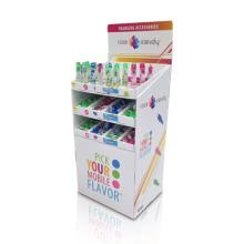 Рекламный картонный дисплей, стойка для картона