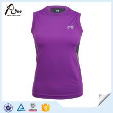 Frauen Sport Weste Großhandel Quick Dry Fitness Wear