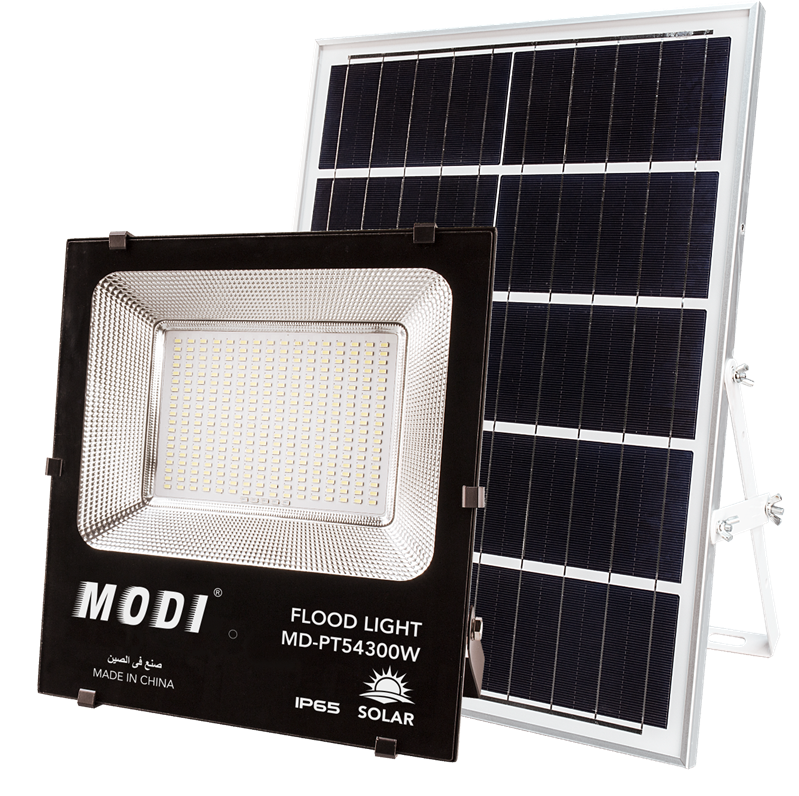 brightest solar security light