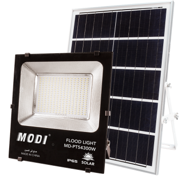 350W Solar Flood Light