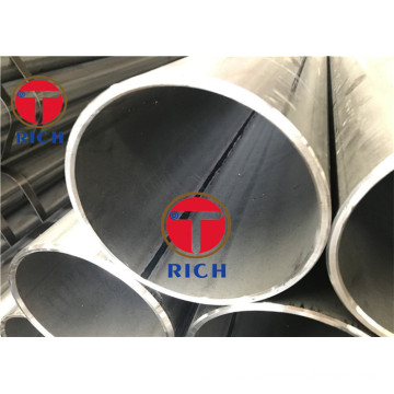 ERW Steel Pipes For Low Pressure Liquid Delivery