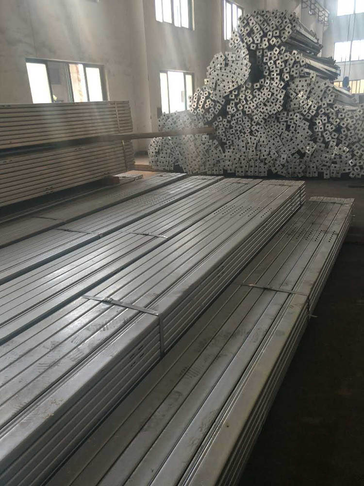square hot dip galvanized steel