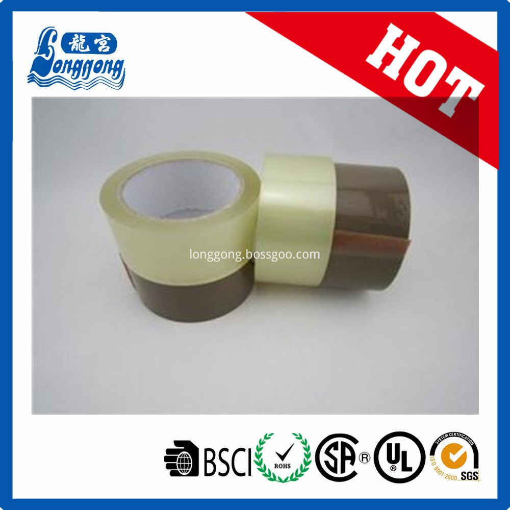 Clear Water Acrylic BOPP Adhesive Tape