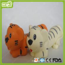 Lovely Tiger Shape Pet Toy