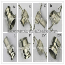 High quality fluid coupling SS316