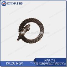 Genuine NQR 700P Crown Wheel Pinion Gear 7:41 8 NPR-7:41
