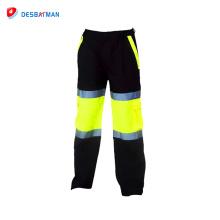 Pantalon de travail de sécurité bon marché professionnel d'uniforme de sécurité