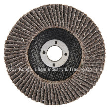"""Free Sample China Supplier Red 5"""" Flap Disc"""
