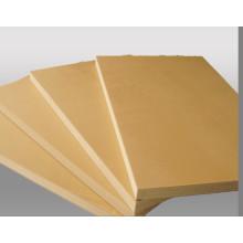 Materiais de Construção Baratos de Alta Resistência / Modelo de Construção WPC 915 * 1830 * 15