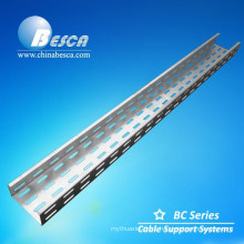 Perforated Trough Metal Steel Cable Tray Price