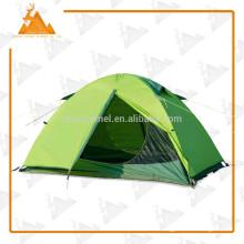205 * 190 * 110 см двойной лица водонепроницаемый двойной слой на открытом воздухе кемпинг палатка пикник прочный Gear