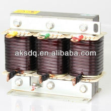 Low voltage capacitor connection CKSG