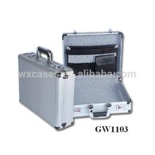 Nueva llegada fuerte & cartera de aluminio portable del ordenador portátil de China fábrica de alta calidad