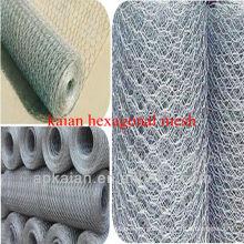 anping hexagonal wire mesh roll