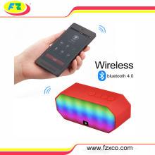Portable Bluetooth Speaker with LED Light 2016 Mini