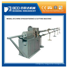 Btz Frame Wire Straighening & Cutting Machine