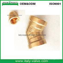 Coude à la base de laiton 45deg personnalisé (IC1002A)