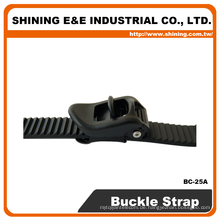 BC25A-BL15A Kunststoff-Schnellverschluss-Gürtelschnalle