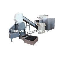 Single Shaft Shredder Unit Machine
