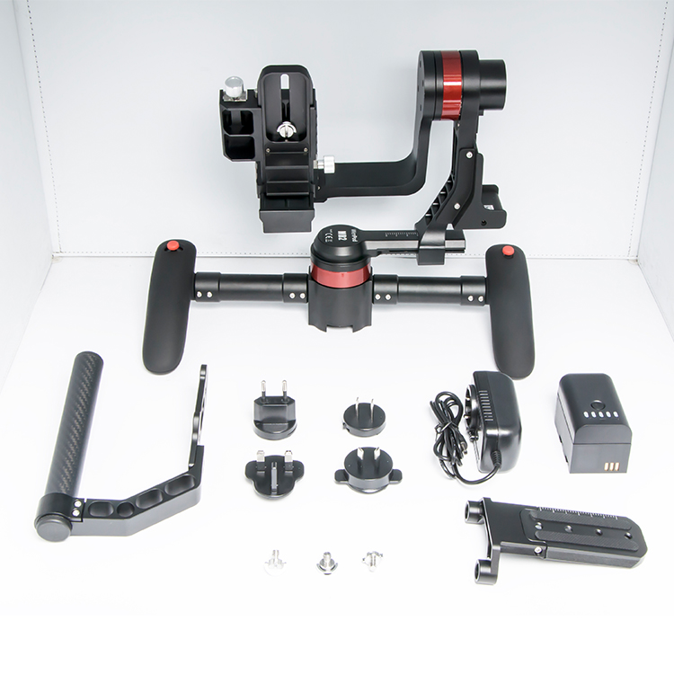 3-axis brushless dslr handheld gimbal