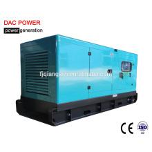 Conjunto de gerador a diesel para uso em fábrica com motor chinês WEIFANG RICARDO 30kw 37,5kva