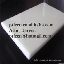 Hoja 100% del material del polvo de la Virgen PTFE con precio de alta calidad y competitivo