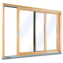 Factory custom price aluminum security casement grille windows