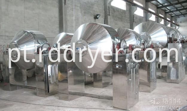 GMP Standard Vacuum Drying Machine for Drying API Medicine