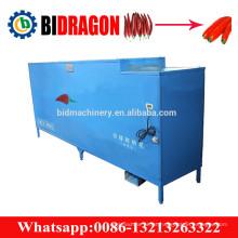 Máquina de corte da cauda do pimentão para o mercado de India
