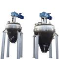 Вертикальный конический смеситель из нержавеющей стали / смеситель гомогенизатора