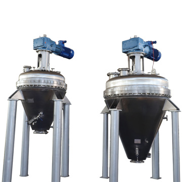 Mixer Tapered Vertikal Stainless Steel / Mixer Homogenizer