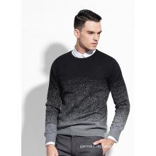 2016 Günstige kundenspezifische Baumwoll Pullover Herren Strickwaren