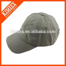 Gorra de béisbol en blanco de encargo del perfil bajo