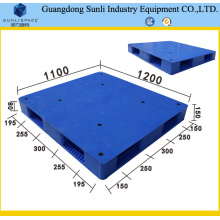 Rack Style Double Faced HDPE Plastic Pallet