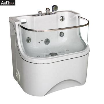 AOKELIYA Dogs Grooming Professional tubs dog bath tub Washing water tub for dogs