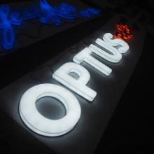 LED-Kanalbuchstaben Neonlicht-Zeichen