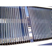 Collecteur solaire interchangeable Heatpipe de toit